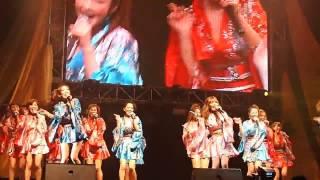 20111115 Ebisu Muscats 恵比寿マスカッツアジアツアー香港公演.