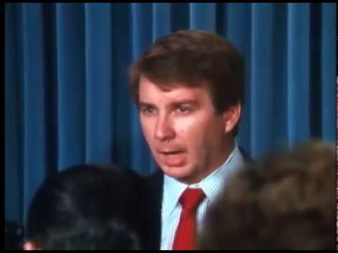 White House Staff Remarks in Press Room after Assassination Attempt, March 30, 1981