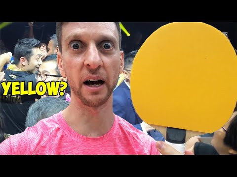 A Day With The Pros (feat. Xu Xin, Ding Ning, TableTennisDaily, Mima Ito, Hugo ... Colored Rubbers)