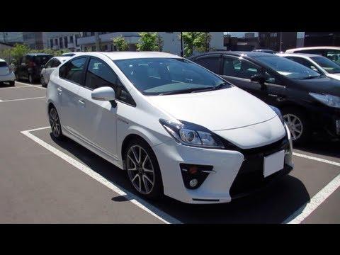 2013 Toyota Prius G S Exterior Amp Interior Youtube