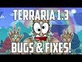 Terraria 1.3 PS4 BUGS & FIXES! | DEVELOPER HELP! | How to FIX Terraria 1.3! | PS4