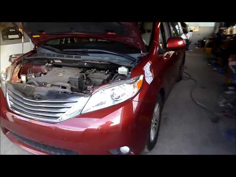 Toyota Sienna Fuse Box Locations and OBD 2 Hookup - YouTubeYouTube