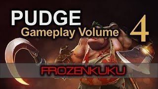 Pudge | DOTA 2 Gameplay Volume 4