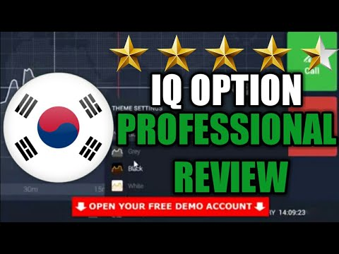 Binary Options In SOUTH KOREA Review | IQ Option