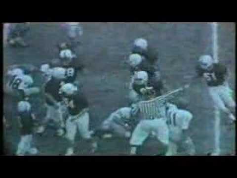 Oklahoma vs. Kansas  1963