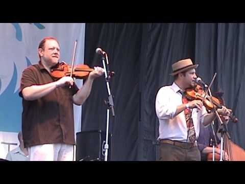 Red Stick Ramblers, Made In The Shade, Greyfox Bluegrass Festival 2009