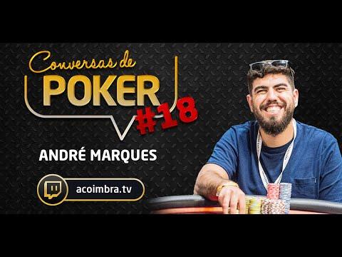 Conversas de Poker #18: André Marques | André Coimbra