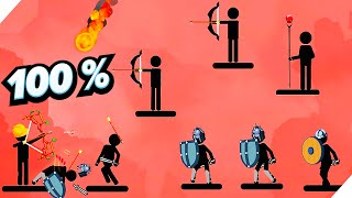 100% ЧЕТКИЙ ЛУЧНИК - Игра The archers 2 Обзор. Игры для андроид