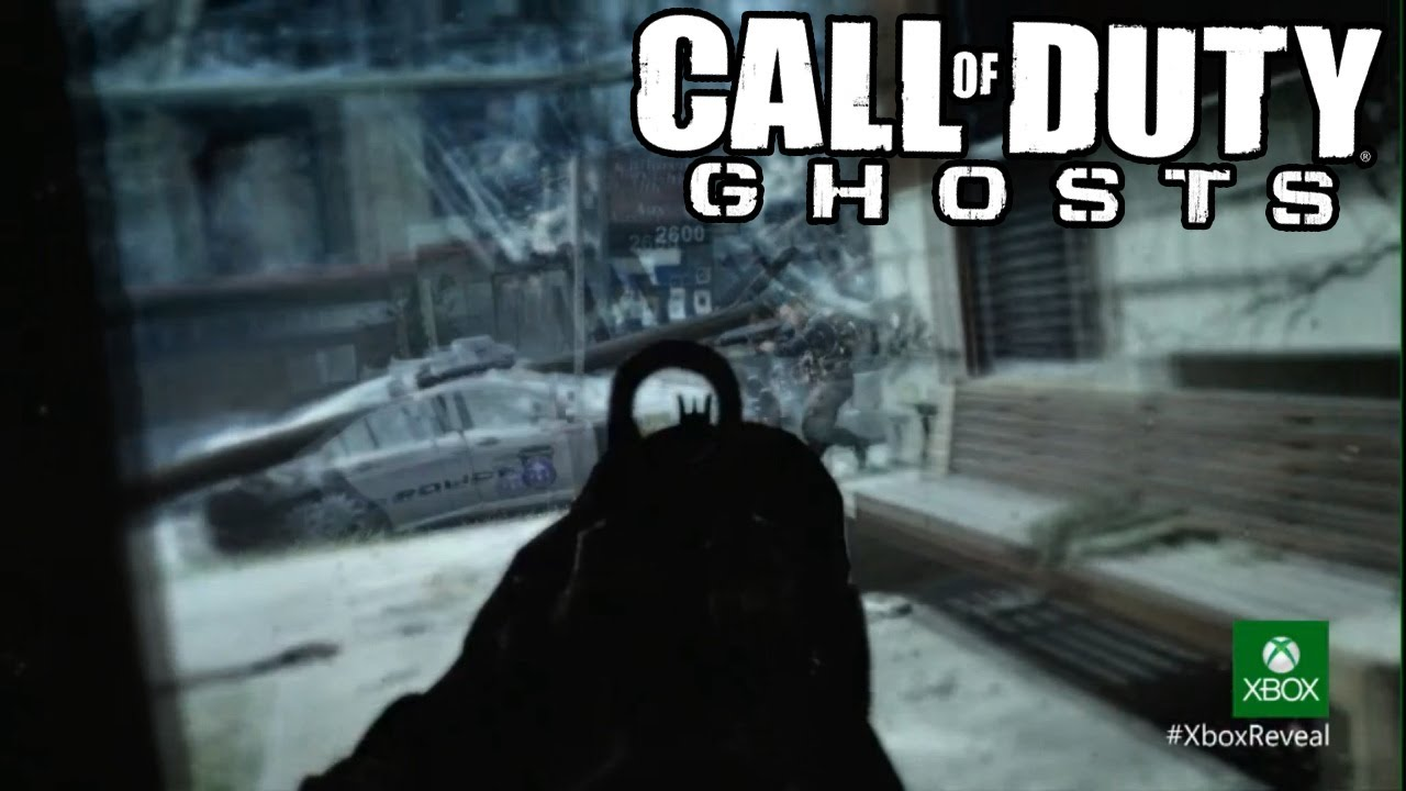 Call of Duty: Ghost Multiplayer GAMEPLAY Features - COD ...