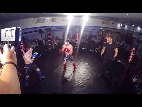Ultra MMA | Leicester | Sean Bruce VS Thomas Bates
