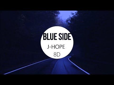 BTS J-Hope - Blue Side (OUTRO) [8D USE HEADPHONE] 🎧
