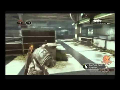Reseña Gears of War 3