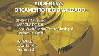 Última etapa das Audiências Públicas do Orçamento Regionalizado