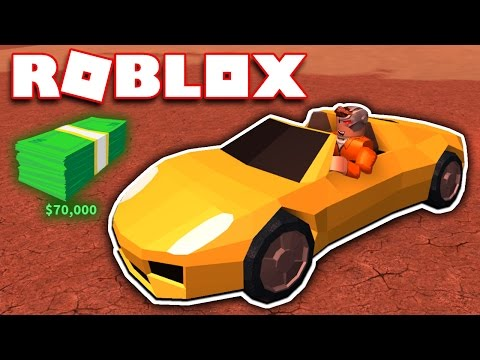CONVERTIBLE CAR + PARACHUTE UPGRADE IN NEW ROBLOX JAILBREAK UPDATE!!