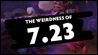 The Weirdness of 7.23