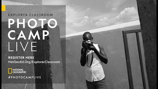 Photo Camp Live   How is Nature Part of Your Life?   Maurice Oniang'o \u0026 Ronan Donovan