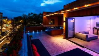 Night On The Terrace 059