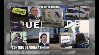 Control De Aduanas, Frontera Europa 1- Aduanas SVA