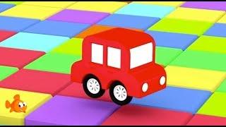 Cartoon Cars - WHO'S CHAMPION? - Cartoons for Kids