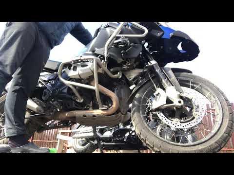 R1200GS LC Капитальный ремонт (тизер)