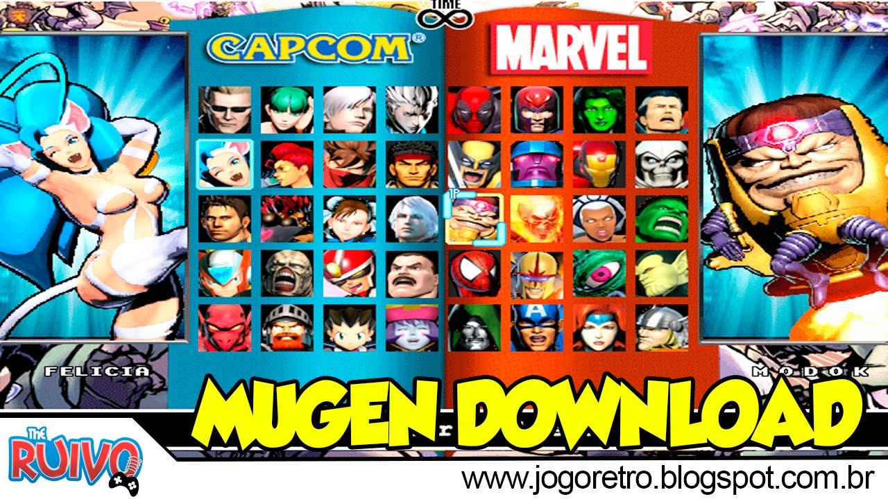 download ultimate marvel vs capcom 3 pc full