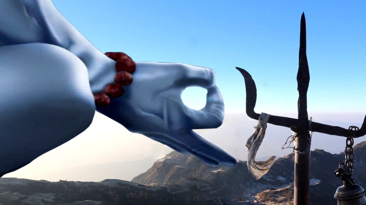 Lord Shiva 3D effect | 2 5D Parallax Effect | motion picture