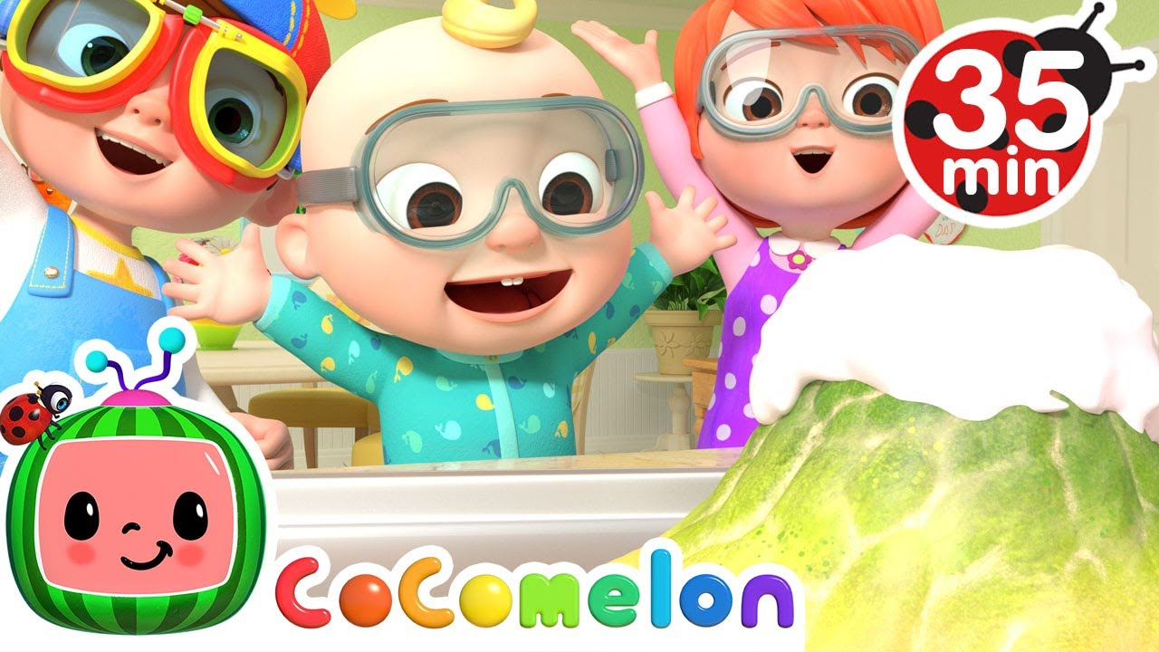 Lava Song + More Nursery Rhymes & Kids Songs - CoComelon