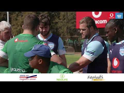 Vodacom Blue Bulls Fitness Report vs Cell C Sharks