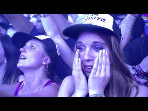 Brennan Heart @ Defqon.1 2015 -  (Blue Stage) Jonathan Mendelsohn Live