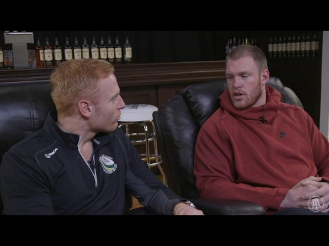 Saturday Sitdown with Kyle Rudolph