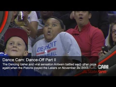 Dance Cam: Dance-Off, Part 2 | December 6, 2013 | NBA 2013-14 Season