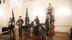 "Momenta Quartet performs Alvin Singleton's ""Somehow We Can"""