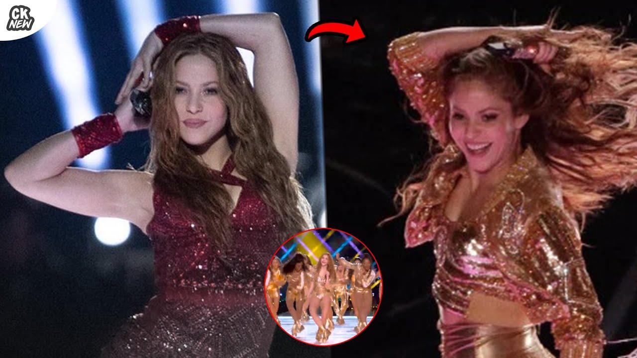 Download Shakira se DESCONTROLA Bailando Champeta En El Super Bowl 2020