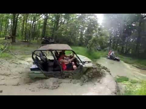 Vinton County Ohio Secret free Riding spots
