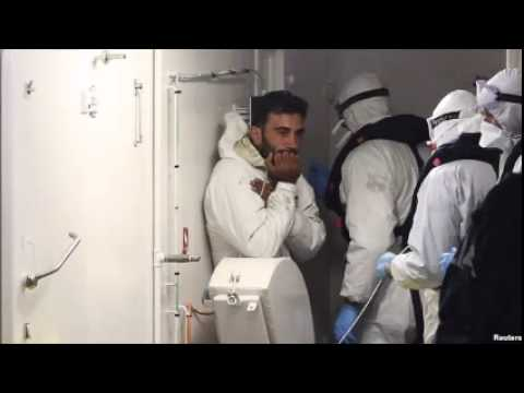 Migrants Trek Through Western Balkans to Reach EU