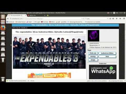 Los indestructibles 3 Audio Latino