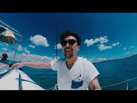 เที่ยวพัทยา ลงเรือยอร์ช Catamaran ที่ Ocean Marina กับ Pattaya Yacht Club Thailand