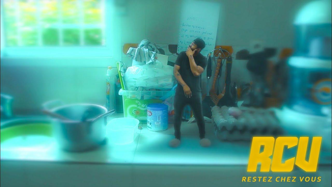 Download Fang The Goldenman - RCV (Restez chez-vous) (Clip Officiel)