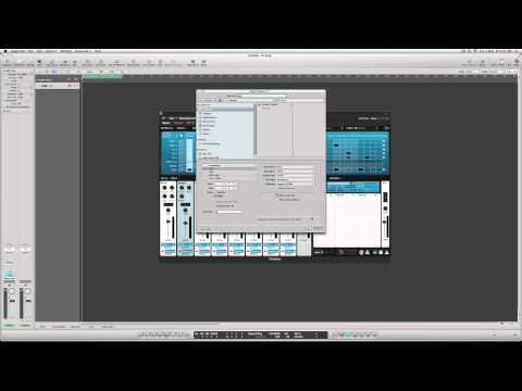 FXpansion Tremor and Logic Pro 9 - YouTube