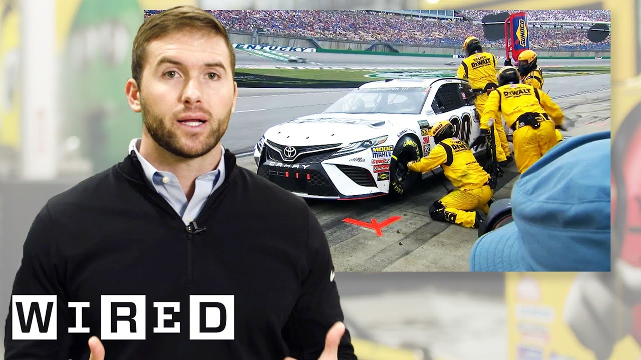 All the Pit Gear NASCAR Teams Take on the Road | WIRED