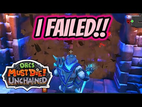 Orcs Must Die! Unchained | Weekly Challenge With Tundra