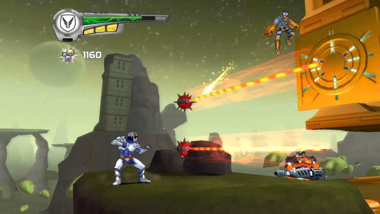 Power Rangers Super Legends - Super Legends - Mighty Morphin Power Rangers - SPD