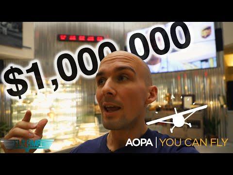 $1,000,000+ Flight Training Scholarships!  APPLY NOW!