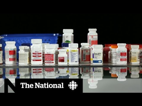 Canada Has World's Third-highest Drug Prices