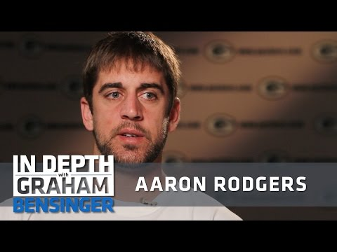 Aaron Rodgers: What I learned as a benchwarmer