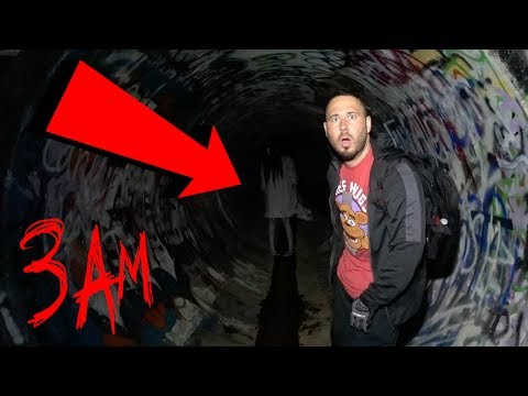 HAUNTED FAZE RUG TUNNEL AT 3AM