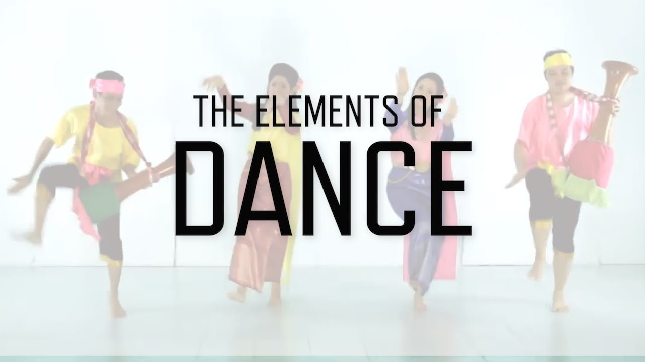 Elements of Dance | KQED Arts - YouTube