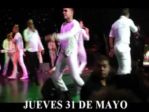David Calzado y su Charanga habanera Cancún 2012....mpg