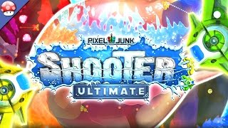 PixelJunk Shooter Ultimate Gameplay PC HD [60FPS/1080p]