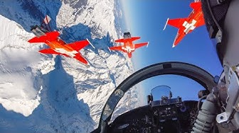 Patrouille Suisse Highlights 2018